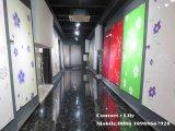 Porte lustrée élevée de forces de défense principale d'acrylique pour le Module de cuisine (FY124)