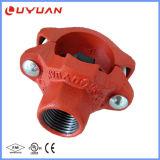 Accessorio per tubi Grooved e T meccanico per il progetto di costruzione