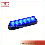 Superficie de montaje 6W LED Luz de tablero de advertencia (SL624 azul)