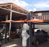 Elevatore idraulico di parcheggio dell'alberino dell'impilatore quattro del doppio dell'automobile con capienza 3600kg