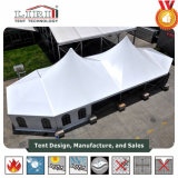 Fabricantes ao ar livre da barraca do pico elevado do PVC do alumínio do banquete de casamento