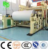 1092 Papel Higiénico que hace la máquina desde la materia prima los desechos de papel, celulosa, madera, algodón, paja de trigo, el bagazo
