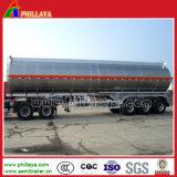 3 Wellen-Aluminiumkraftstofftank für LKW-Schlussteil