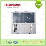 Refrigeratore di acqua a vite raffreddato aria economizzatrice d'energia con il compressore continuo