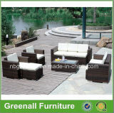All Weather Wicker Leisure Outdoor Garden Sofa