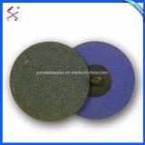 """2"""" de óxido de zircónio roda borboleta abrasivos lixa de polimento de metais comuns"""