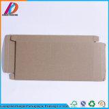 Kundenspezifischer kleiner Packpapier-verpackenkasten Brown-