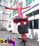 広告のための膨脹可能な空気ダンサー