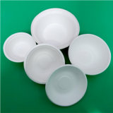 Tazón de fuente de papel disponible respetuoso del medio ambiente de pulpa de la caña de azúcar