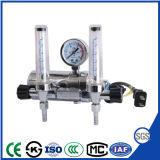 Электрический регулятор давления газа CO2 с двойной расходомера