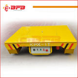 Carro automático de la transferencia del transbordador del horno del vacío accionado por Battery (KPX-50T)