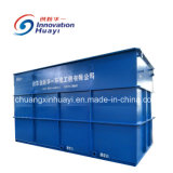 SBR&Mbbr 하수 오물 또는 폐수 처리 플랜트