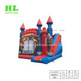Recht rosafarbene Prinzessin Sisters Friendship Inflatable Combo