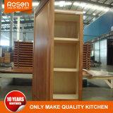 標準的な様式のマホガニーの木製のベニヤの食器棚