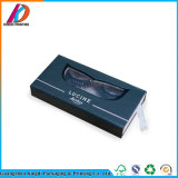 Fermeture magnétique personnalisée faux cils Boîte d'emballage en carton avec bac intérieur