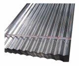 Strato rivestito del tetto del metallo dello zinco delle mattonelle dell'onda