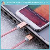 Rojo trenzado Nylon 3.0 Datos de tipo C Cable USB para el MacBook