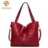 新しい到着の流行の先端を行く女性の買物をするハンドバッグの余暇のトートバック