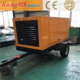 Weichai 125kVA 100kw grupos electrógenos diésel Weichai Power Precio remolque móvil generador silencioso