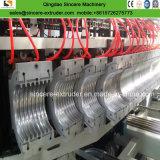 Machine ondulée de production de pipe de machine \ évacuation de fabrication de pipe de Dwc