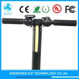 6.5-Inch, das elektrische Roller für Erwachsene mit LED-Licht faltet