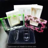 Plastikvakuumtransparentes Tellersegment für Papierkasten