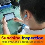 Les comprimés de contrôle de la qualité des services d'inspection
