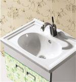 Шкаф ванной комнаты нового типа алюминиевый с зеркалом (T-9712)