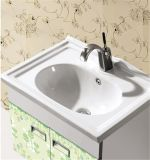 Neues Style Aluminum Bathroom Cabinet mit Mirror (T-9712)