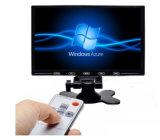 Voiture privée 7 pouces moule toucher le bouton Moniteur à écran LCD numérique
