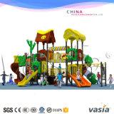 أطفال ملعب خارجيّ كبيرة بلاستيك منزلقات لأنّ عمليّة بيع [2-14رس]