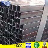 Tubos de acero de la casilla negra con la alta calidad China