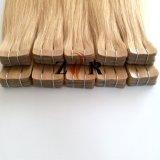 Band van het Haar Remy van de Kleur van de blonde de Europese in de Uitbreidingen van het Menselijke Haar