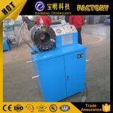 China levando fabrica Prensagem hidráulica do tubo de borracha do tubo de borracha máquina de crimpagem
