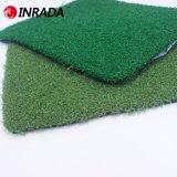 草の山の高さ15mmを置いている経済的な人工的な草か泥炭30のステッチのGolf&Sportsの芝生