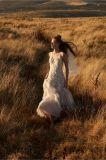 人魚のアップリケの花嫁の婚礼衣裳のウェディングドレス(BH002)