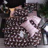 Heiße verkaufende preiswerte Preis-Bett-Deckel-Bettwäsche