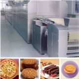 Forno a tunnel della macchina di cottura della macchina dell'alimento di Saiheng da vendere