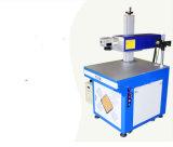 Tipo marcatura di raffreddamento ad acqua del galvanometro della Germania del laser della fibra di 355nm 3watt & macchina per incidere UV