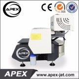 새로운 UV 인쇄 기계 탁상용 UV4060s 가죽 인쇄 기계 기계
