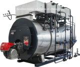 Ahorro de energía 0.5T / H-20 t / h de combustible Gas / Diesel / Aceite pesado caldera de vapor