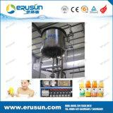 Primeira escolha da máquina de enchimento da bebida do suco de fruta