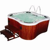 Una vasca calda indipendente delle 7 persone con i certificati dell'UL del CE