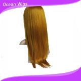 Parrucca lunga all'ingrosso dello Synthetic di colore chiaro 26inch