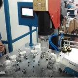 Máquina de soldadura automática ultra-sônica para a tampa do frasco do sistema de controlo do PLC