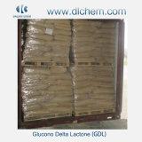 Uitstekende DeltaLactone Gdl C6h10o6 van Glucono van de Rang van het Voedsel van de Kwaliteit