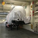 3axles Fuwa Marken-Masse Bulker Kleber-Tandemtanker-Schlussteil