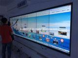 55インチ極度の細いLCDのビデオ壁、超狭い接続スクリーン