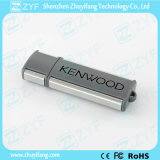 Presente Promocional Moda Design Plástico 2GB USB Stick (ZYF1283)