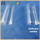 Envoltura del cuarzo del electrodo de grafito del tubo del cuarzo varia de la funda corta del cuarzo
